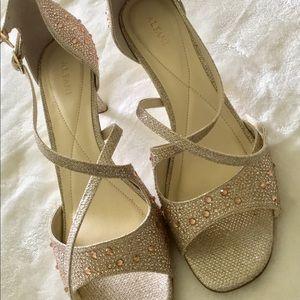 Alfani heels, excellent condition